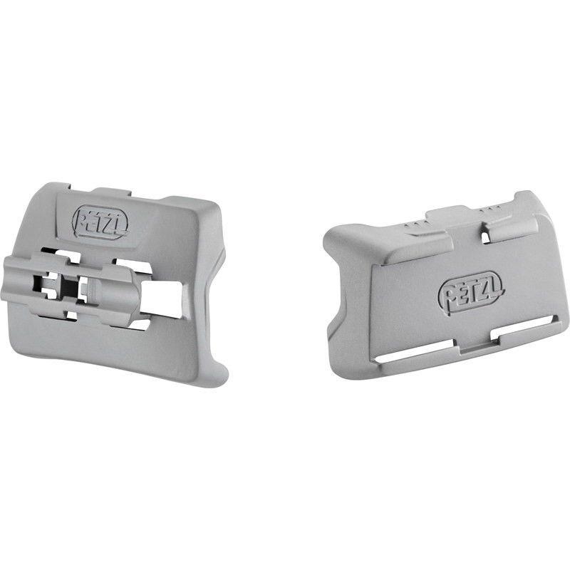 Petzl Ultra Befestigungssystem für Speläohelme Grau, One Size -Farbe Grau, One