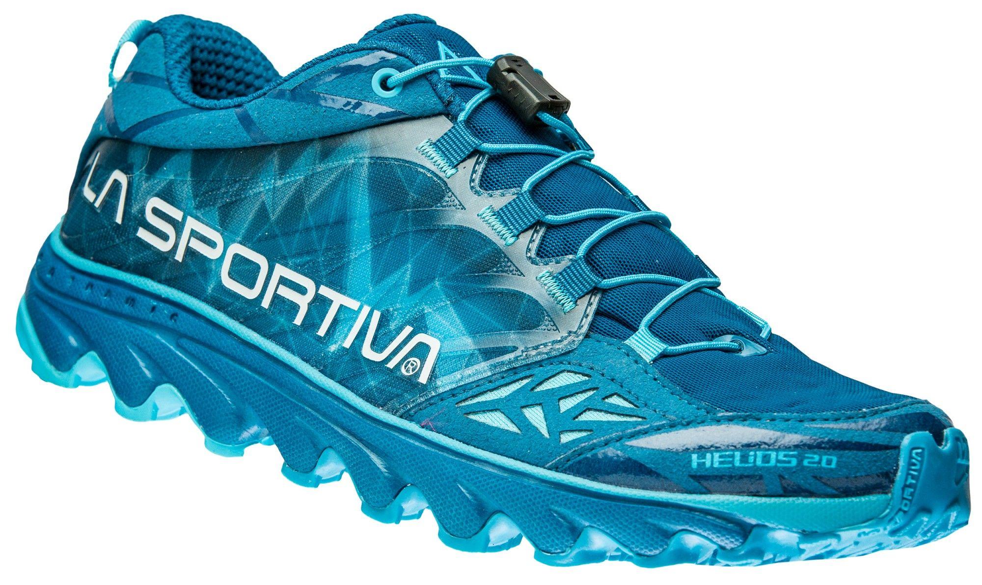 La Sportiva Helios 2.0 Blau, Female EU 36.5 -Farbe Fjord, 36.5