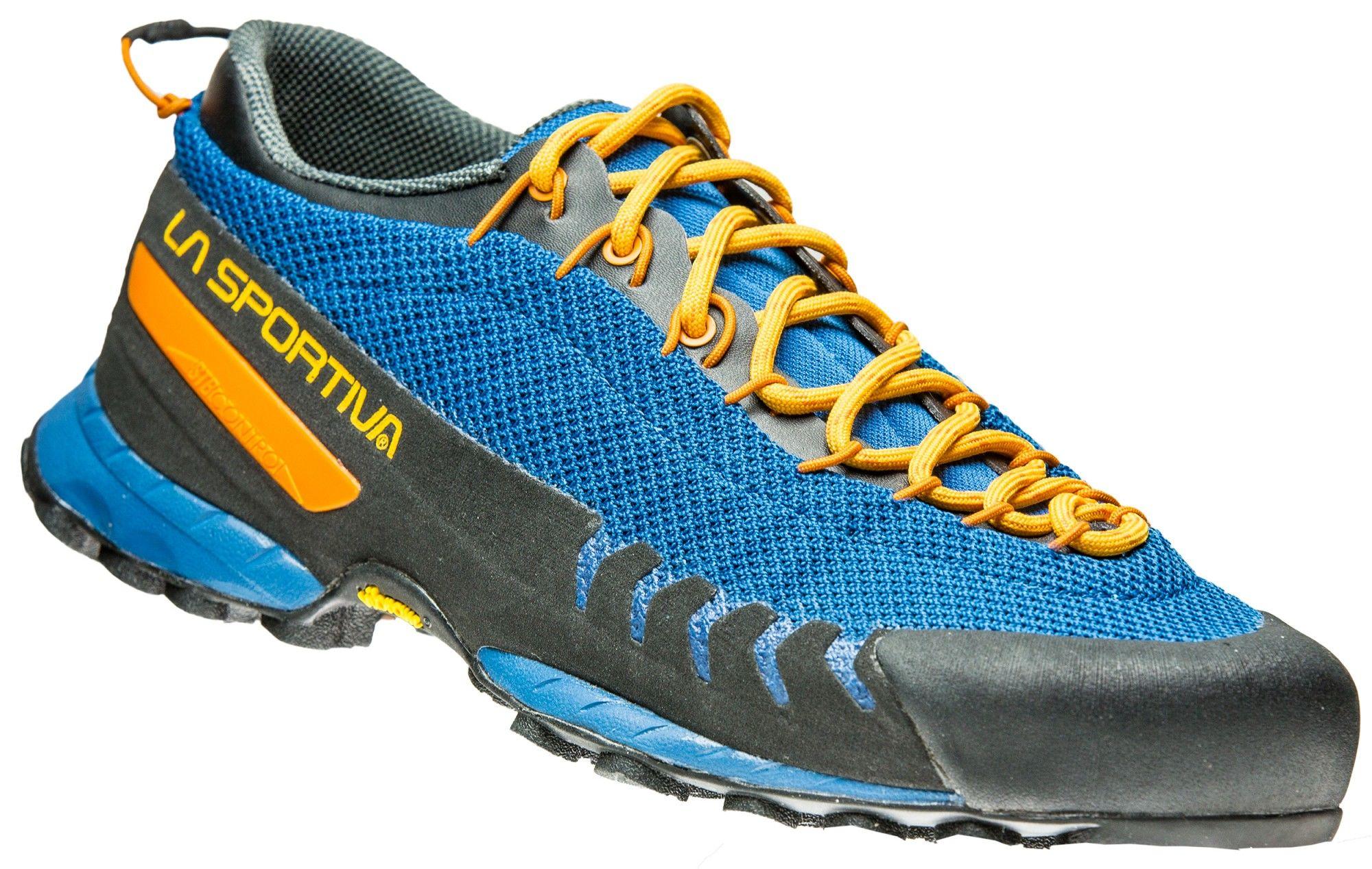 La Sportiva TX 3 Blau, Male EU 40.5 -Farbe Blue -Papaya, 40.5