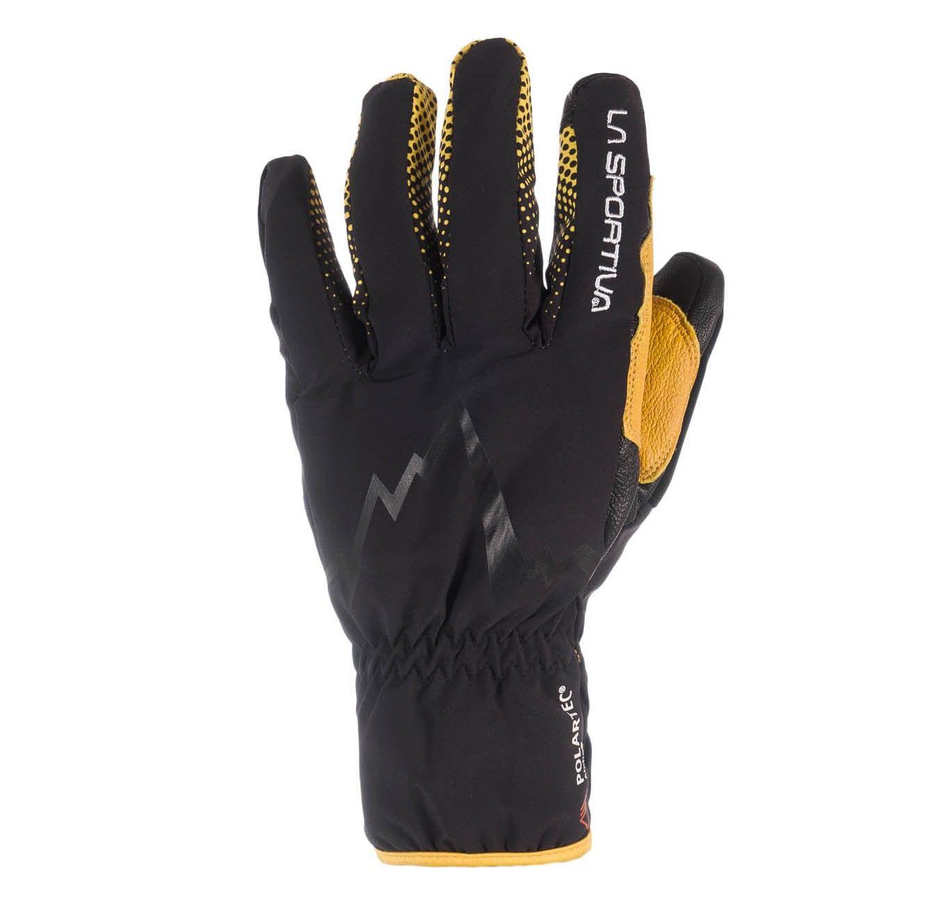 La Sportiva Skimo Gloves Schwarz, Merino Accessoires, XL