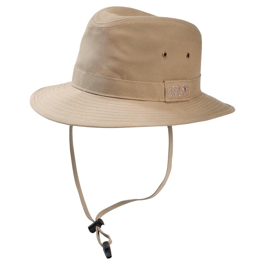 Jack Wolfskin EL Dorado Hat Braun, Accessoires, M