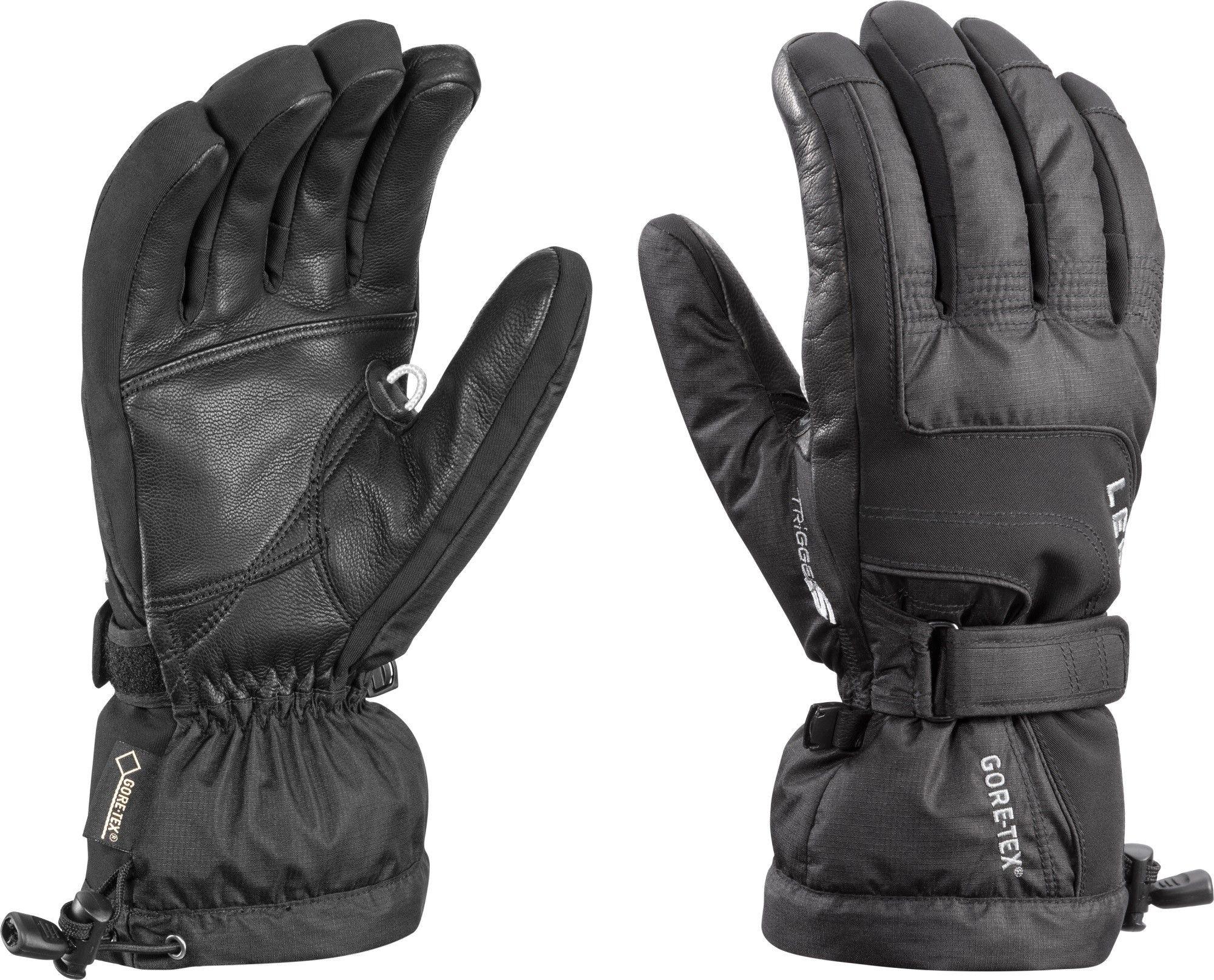 Leki Scuol S Gtx® Schwarz, Gore-Tex® Accessoires, 9.5