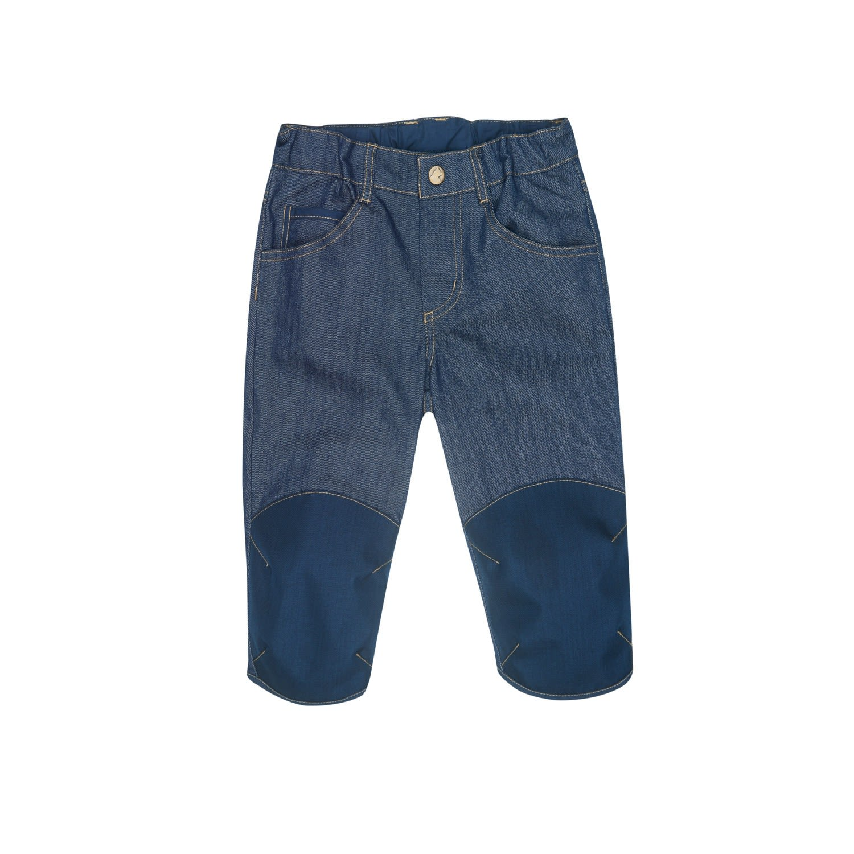 Finkid Uusi Kuusi Denim   Größe 90 - 100   Kinder Shorts