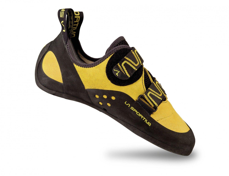 La Sportiva Katana Schwarz, Male EU 33.5 -Farbe Yellow -Black, 33.5