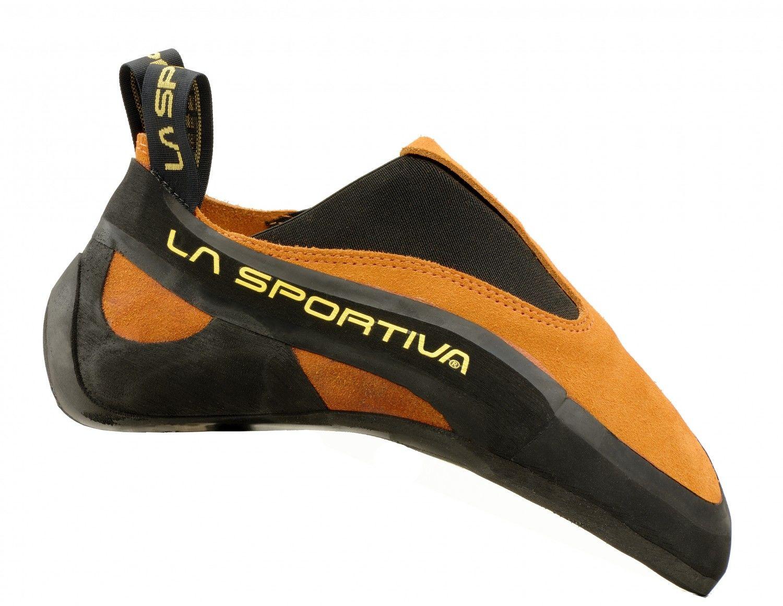 La Sportiva Cobra Orange, EU 33.5 -Farbe Orange, 33.5