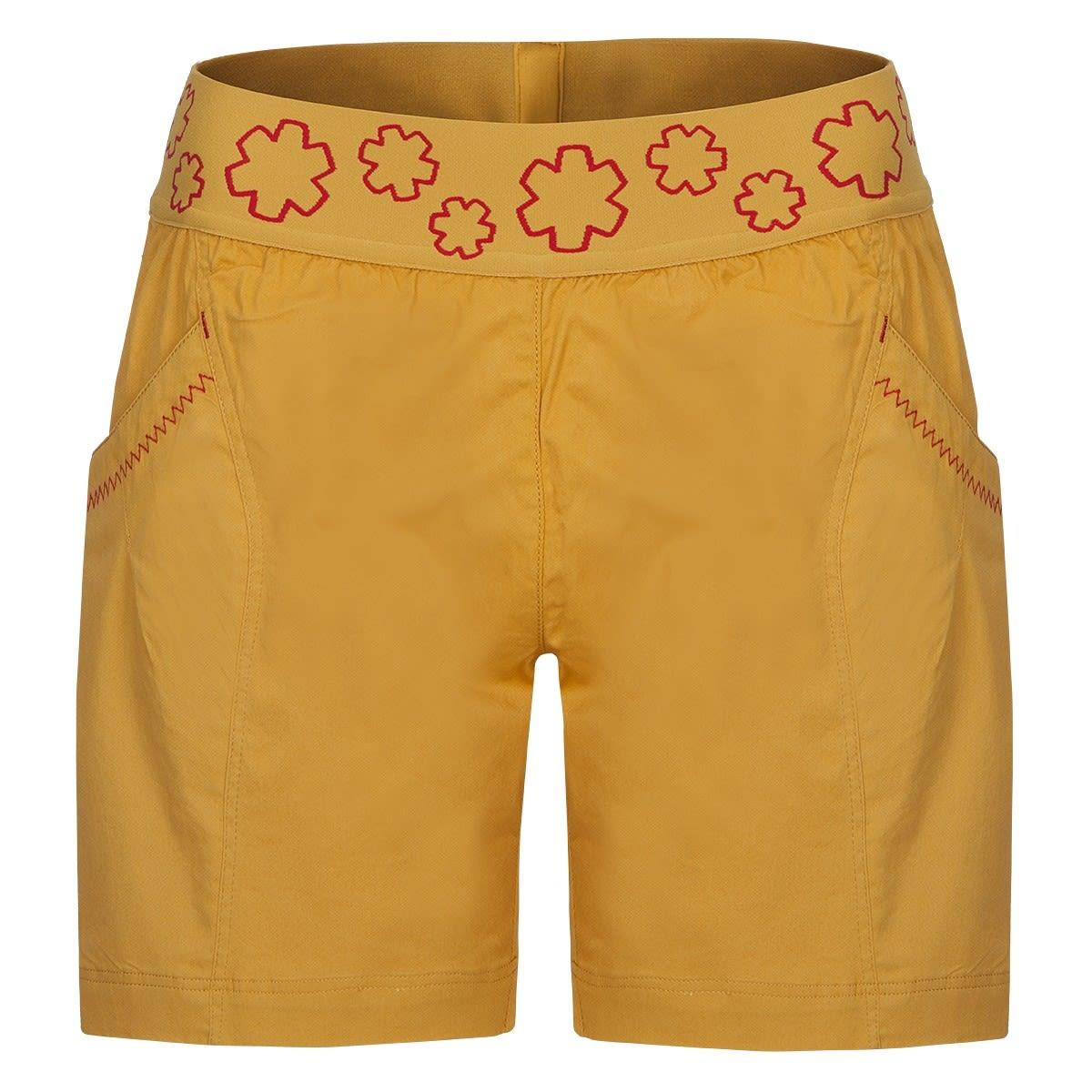 Ocun Pantera Shorts Gelb, Female Shorts, S