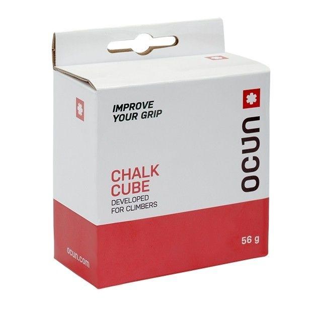 Ocun Chalk Cube Weiß, Klettern, One Size