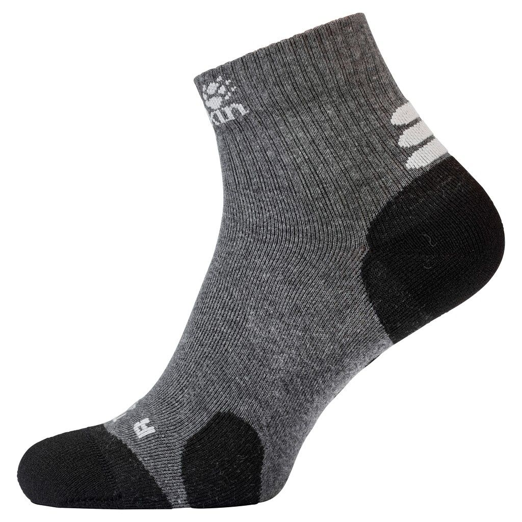Jack Wolfskin Travel Organic Mid CUT   Größe EU 35-37,EU 47-49    Socken