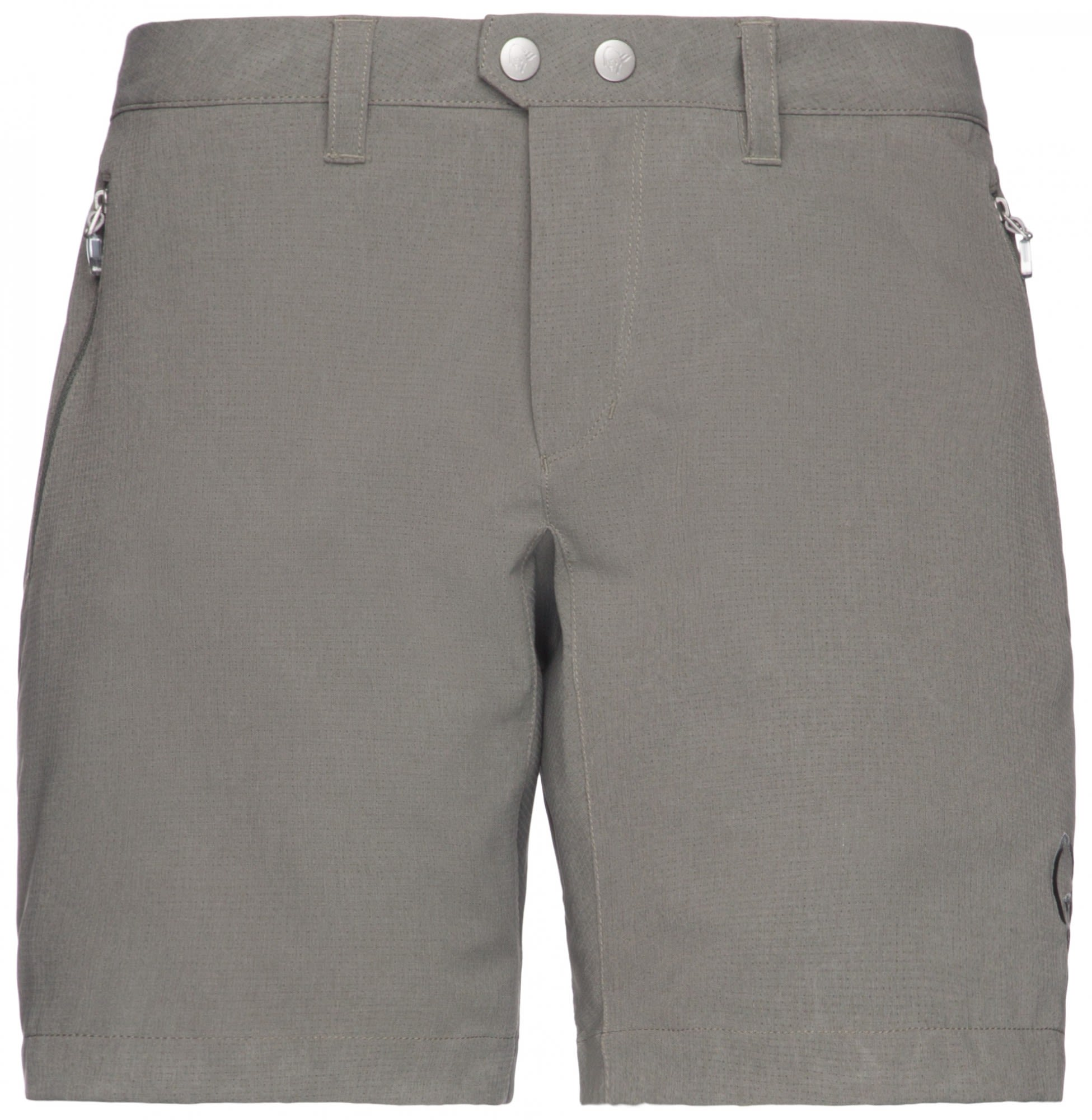 Norrona Bitihorn Flex1 Shorts Grau, Female Shorts, M