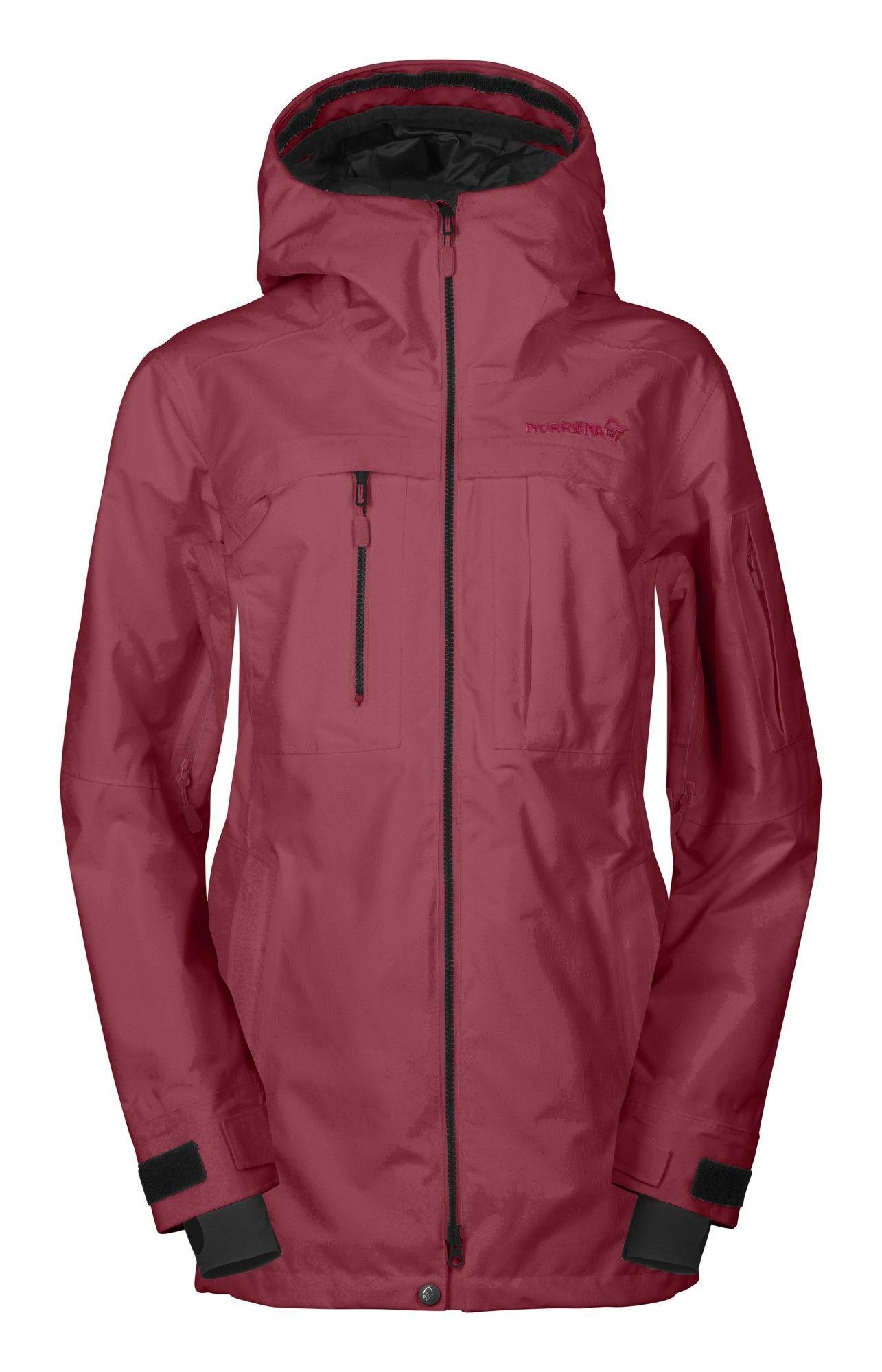 Norrona W Roldal Gore-Tex Primaloft Jacket | Größe S | Damen Freizeitjacke