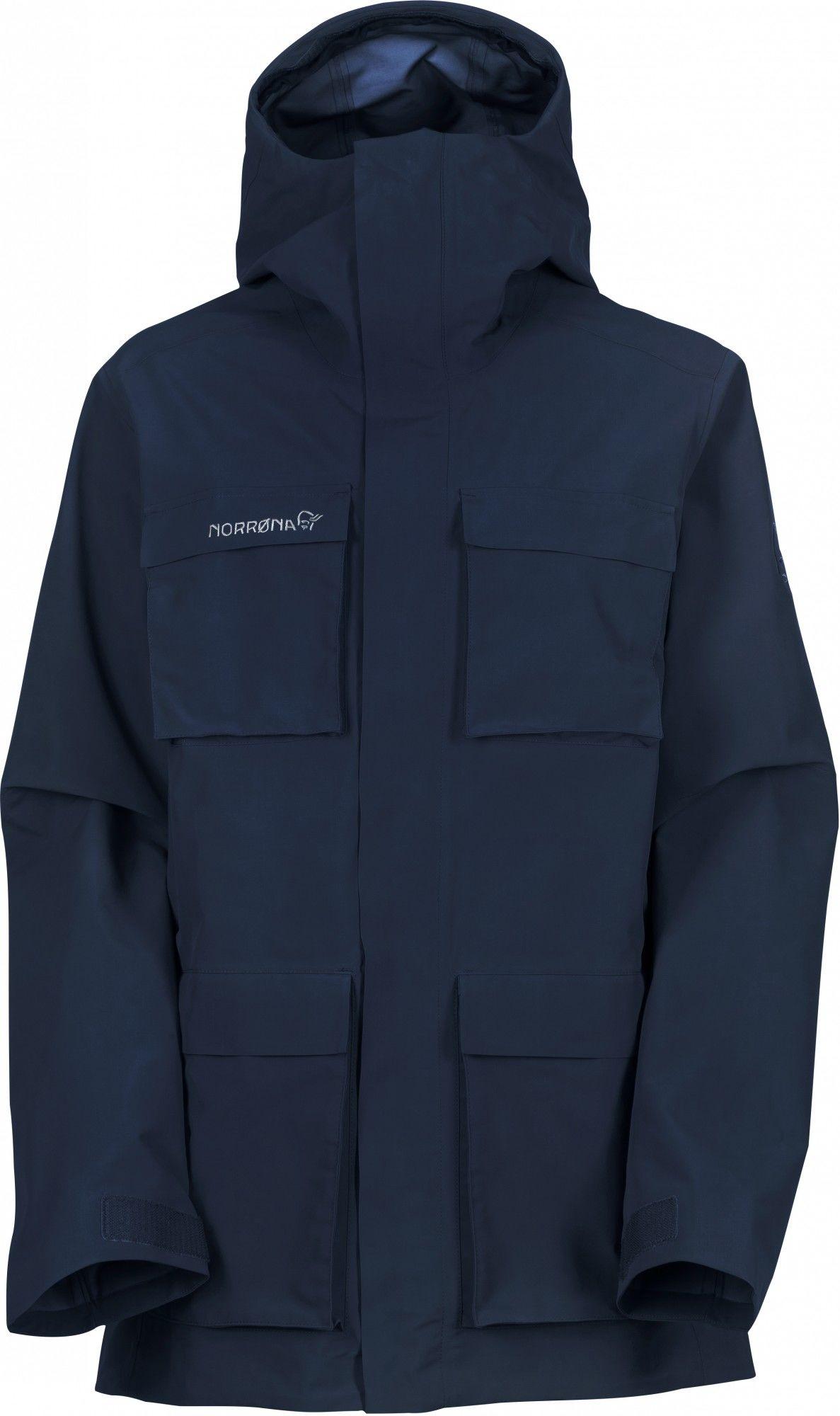 Norrona W Svalbard Gore-Tex Jacket | Größe XS,L | Damen Freizeitjacke