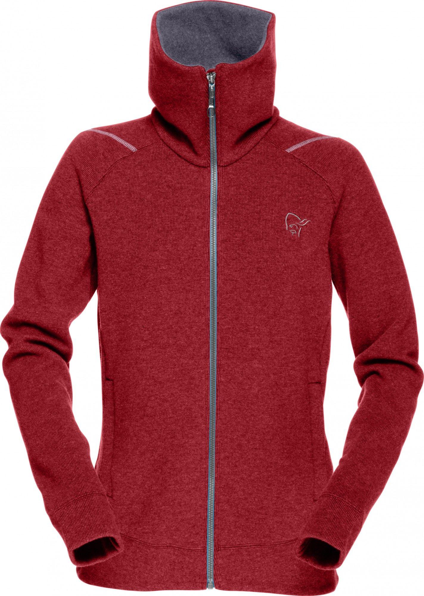 Norrona W /29 Wool Jacket | Größe XS,L | Damen Freizeitjacke