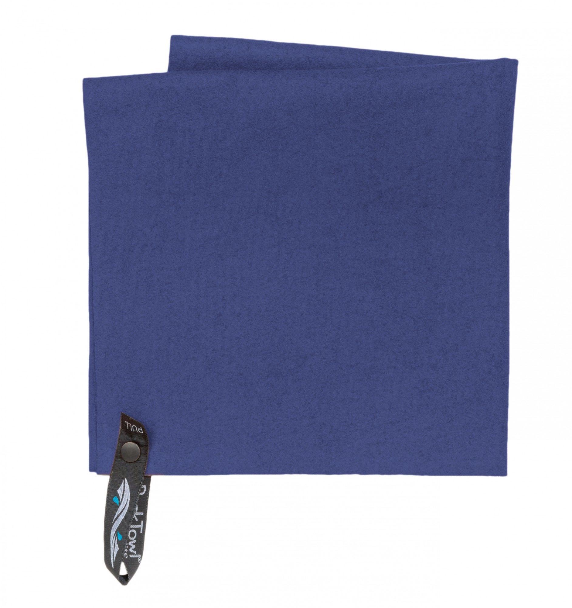 PackTowl Ultralite L-Hand Blau, Outdoor-Hygiene, One Size