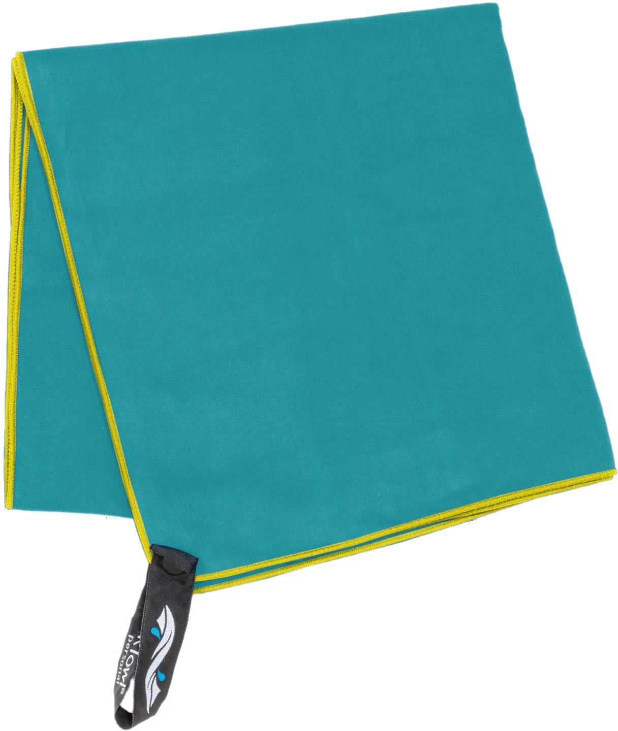 PackTowl Personal XXL-Strand Blau, One Size -Farbe Agave, One Size