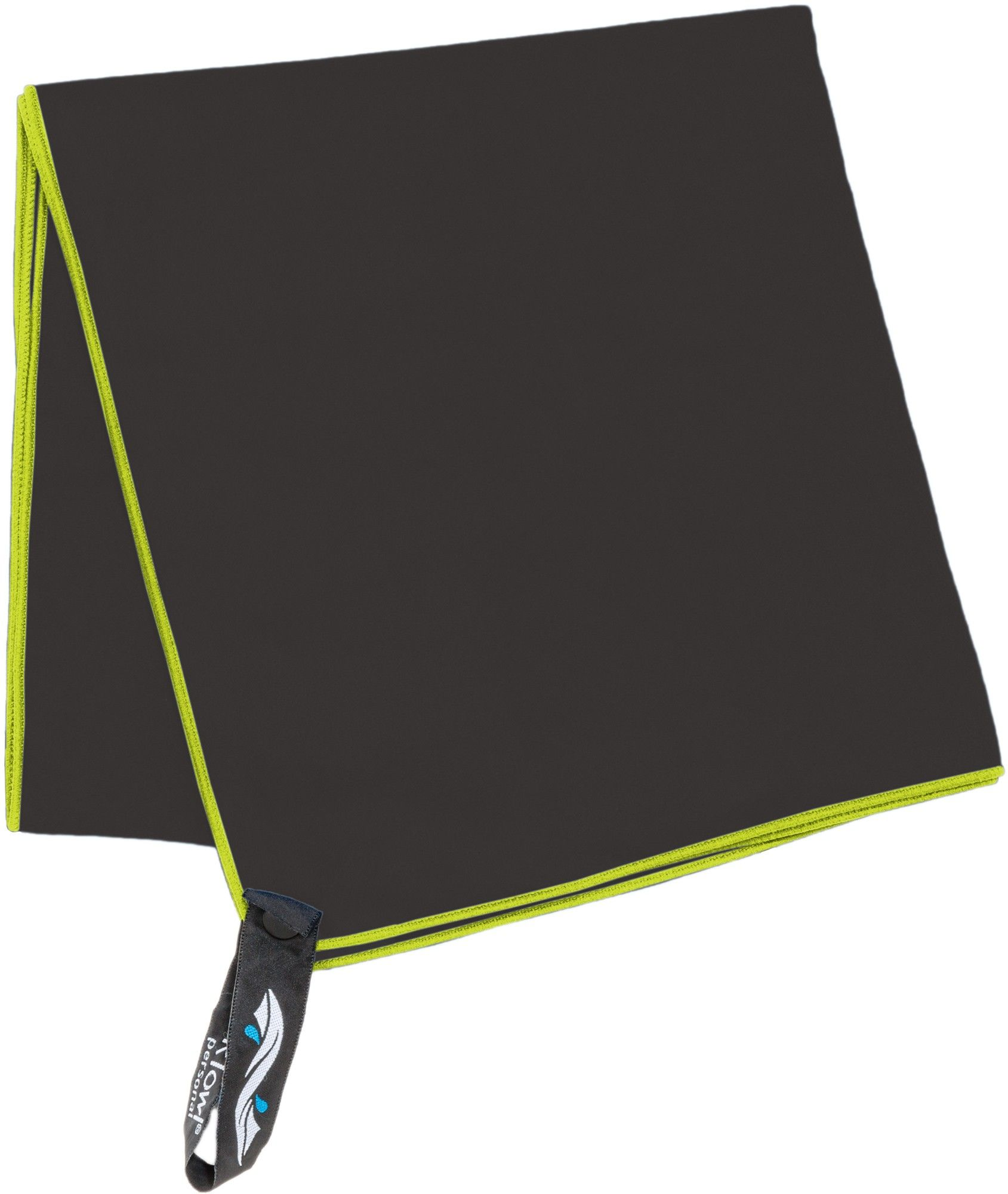 PackTowl Personal XL-Körper Schwarz, Outdoor-Hygiene, One Size