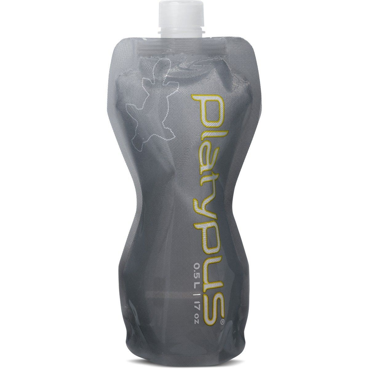 Platypus Softbottle Closure Cap 0.5L Grau, 0,5l -Farbe Gray, 0.5l