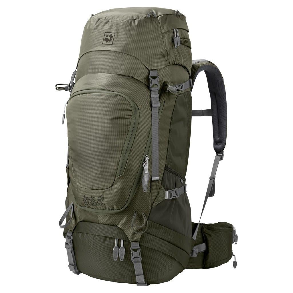 Jack Wolfskin Highland Trail XT 50 | Größe 50+5l |  Alpin- & Trekkingrucksack