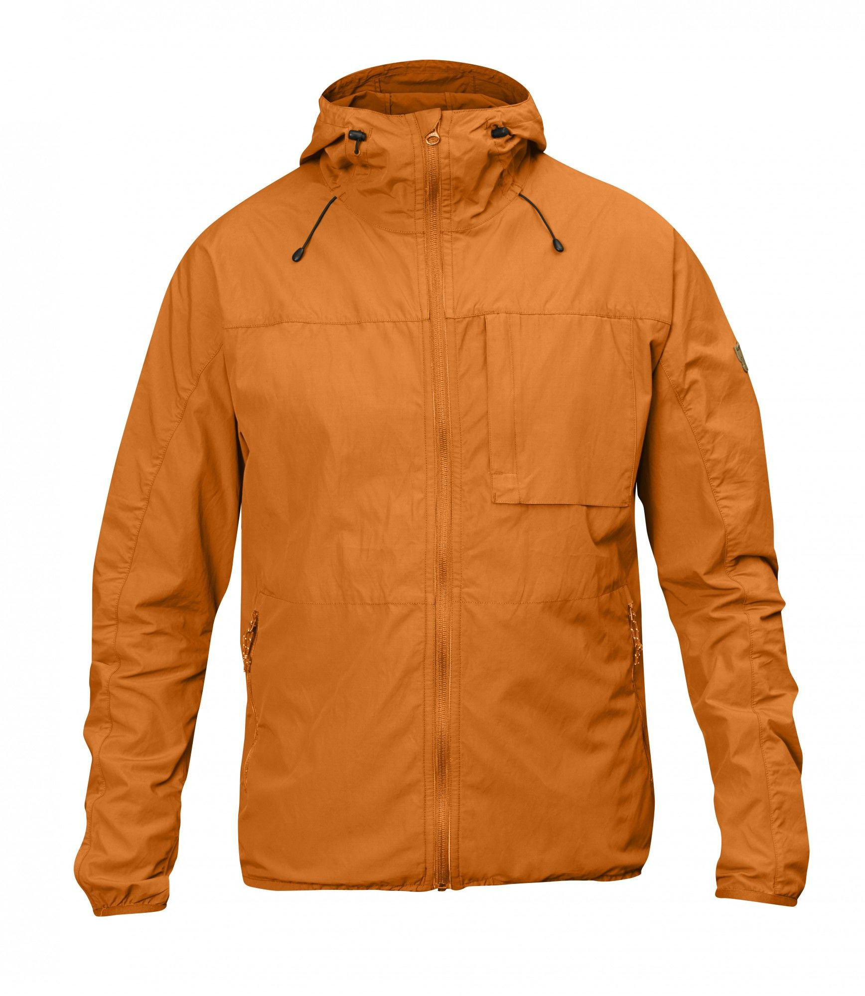 Fjällräven High Coast Wind Jacket Orange, Male Freizeitjacke, ... 94af042d7c